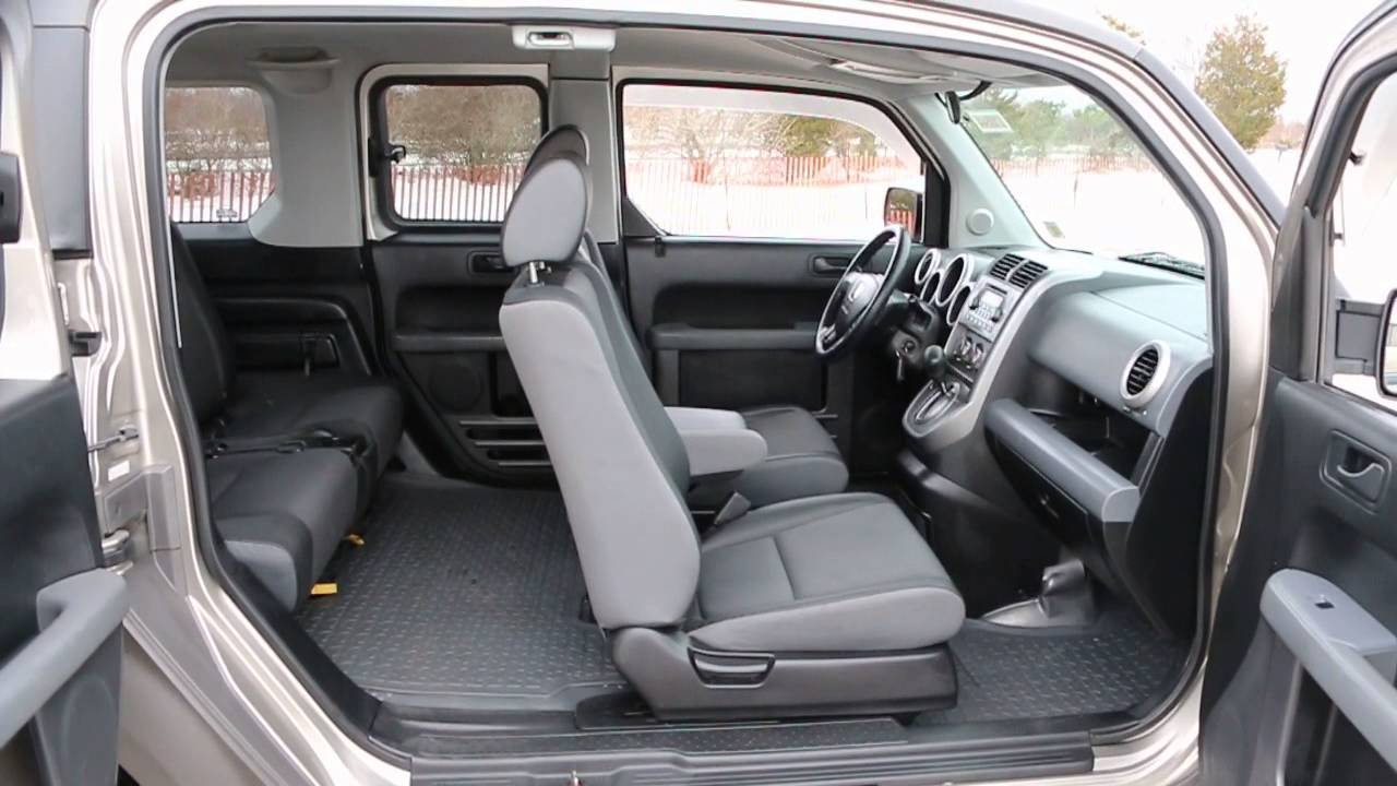 SOLD 2004 Honda Element EX 4x4 For Sale