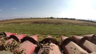 gopro dji moisson tournesols semence pour limagrain   case ih 2388