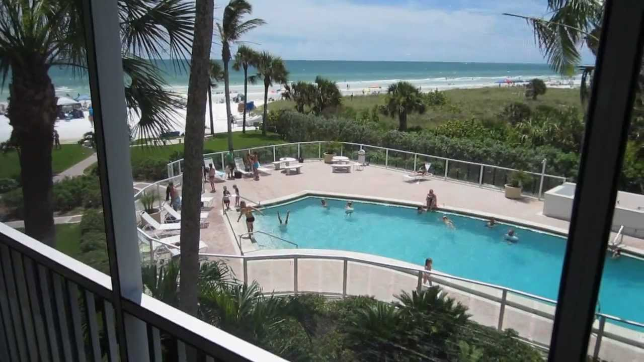 Crystal Sands 308 Siesta Key Beach Rentals YouTube