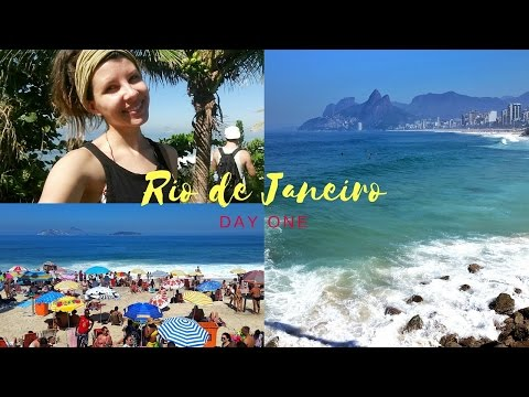 Rio de Janeiro Guide Day One: Chased Down By A Military Officer!