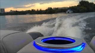 Уходим(Алюминиевые понтонные лодки для рыбалки и отдыха! С комфортом на понтонной лодке на рыбалку или в круиз!..., 2016-12-25T12:19:16.000Z)