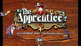 Remade for PC: The Apprentice, progress April 28, 2018
