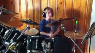 Drum Cover of the song