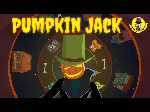 Halloween Song Pumpkin Jack