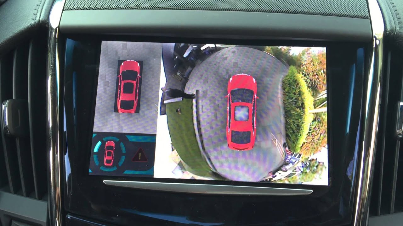 3d Car Rearview Reversing Backup Camera System For Any Car