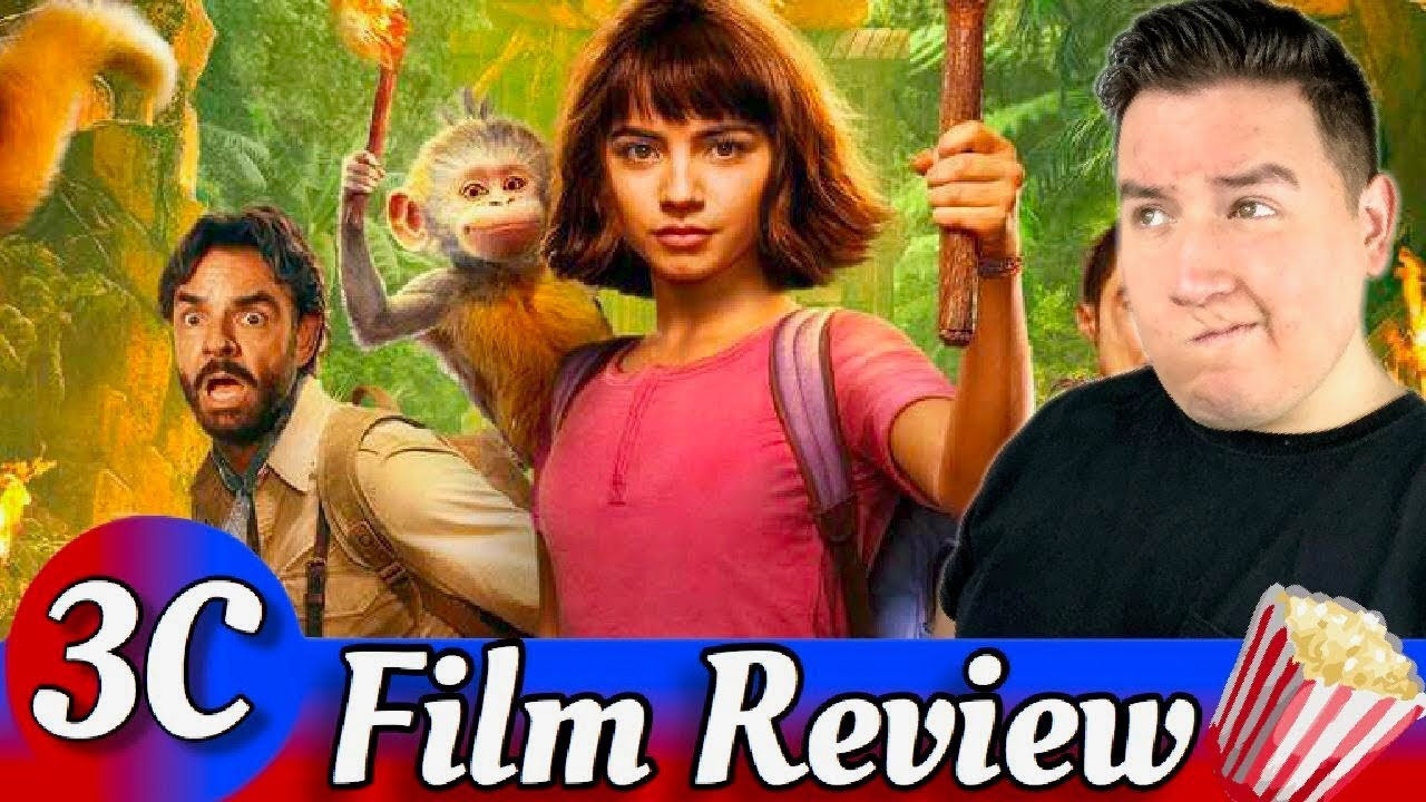 Review: 'Dora and the Lost City of Gold' is quite an adventure
