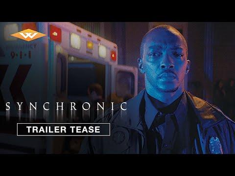SYNCHRONIC (2020) Trailer Tease | Anthony Mackie, Jamie Dornan Mind-bending Sci-fi