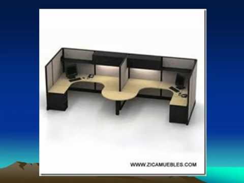 Escritorios modulares para oficinas modelos de casas for Salas de casas modernas