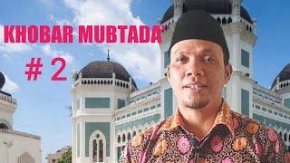 Download Khobar Berbentuk Jumlah Dan Syibhul Jumlah  - Nahwu Wadhih Juz 3