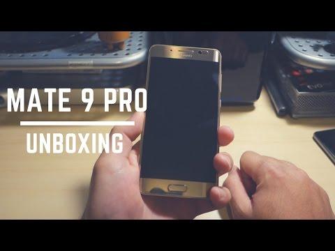 Huawei Mate 9 PRO Unboxing // Impressions // Comparisons Vs. S7 Edge, S6 Edge+ & More