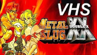 Metal Slug XX (2018) - ламповый трейлер - VHSник