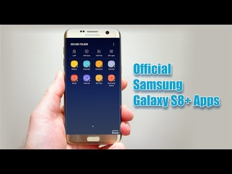 Get Galaxy S8 Apps on S7 edge | No Root!!!