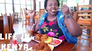 Mombasa Vlog I tried all the restaurants