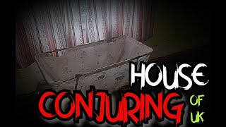 WARNING!!! REAL Cursed VIDEO. The Conjuring House - VERY Disturbing -