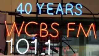 WCBS-FM 101 New York - 40th Aniversary - Dan Taylor - 7-6-2012  (Day 1 Pt 2)