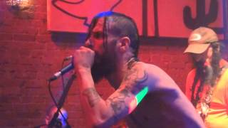 "Murder Junkies - ""once a whore"" live at the Boiler Room, Dallas, TX. May 31st 2013"