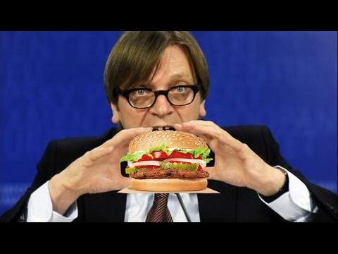 Guy Verhofstadt is insane