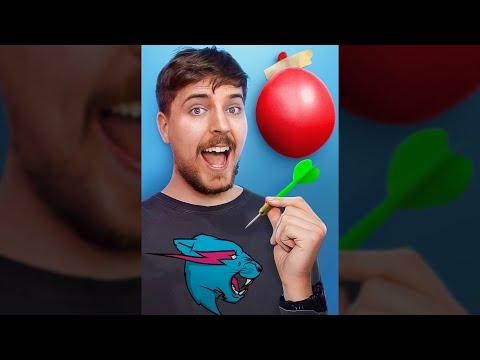Insane Balloon Challenge!