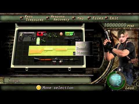 Resident Evil 4 HD Trainer Ultimate Edition +4 v1.0