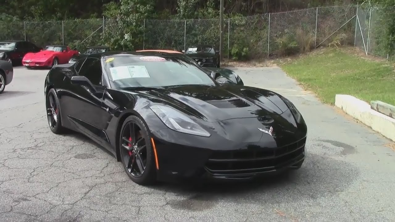 2014 Corvette Stingray Z51 2lt Youtube