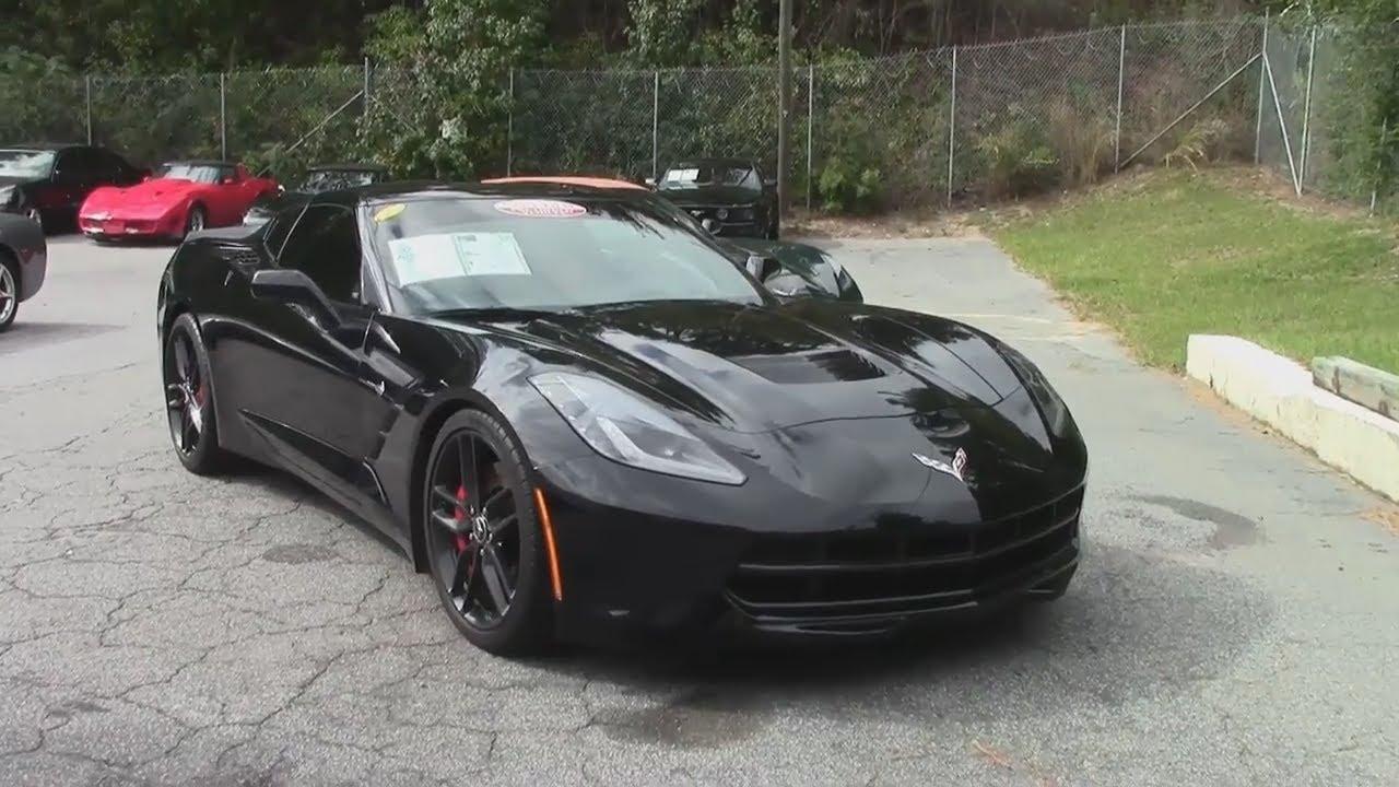 2014 Corvette Stingray For Sale >> 2014 Corvette Stingray Z51 2LT - YouTube