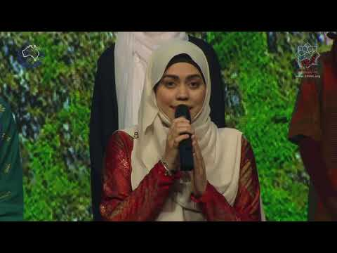 Iman Farrar - Dia Muhammad (Malay) - Sydney Mawlid 2017