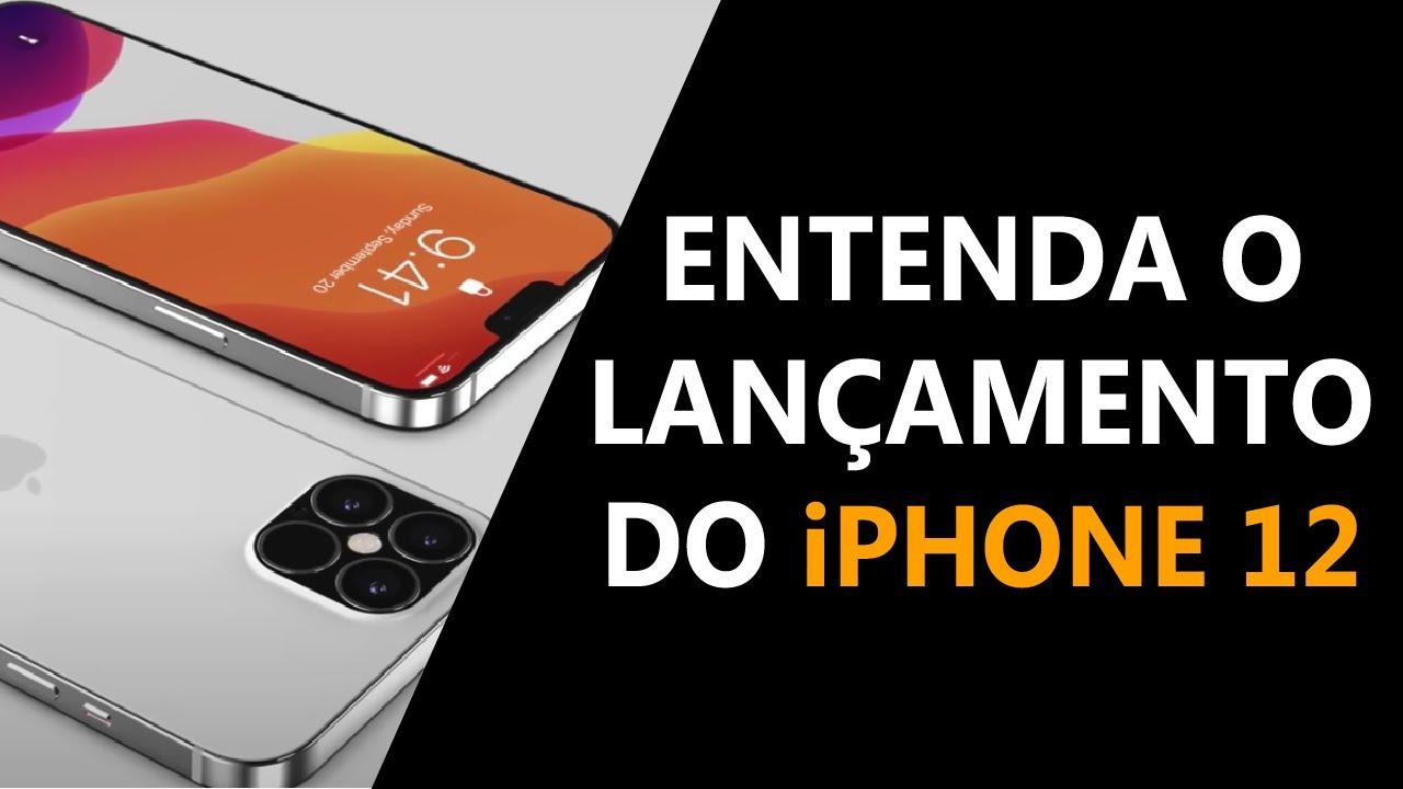 Saiba tudo sobre os novos iPhone 12, 12 Max, 12 Pro e 12 Pro Max. Vazaram tudo!