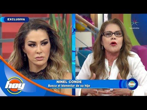 Especialista aconseja a Ninel Conde con sus problemas legales   Hoy