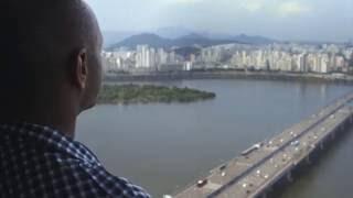 lg 울트라와이드 모니터 x 스티븐 월셔 천재 아티스트 서울을 그리다