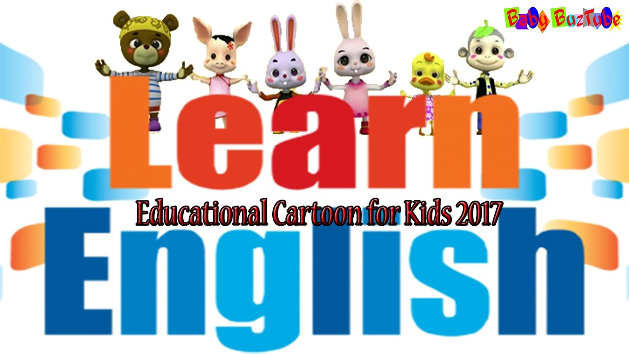educational cartoon for kids