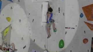 Adam Ondra Semi-Finals - Lead IFSC Climbing World Cup Imst 2015