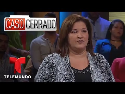 Caso Cerrado | Drug Dealer Wants His Daughter Back  😇🔫| Telemundo English