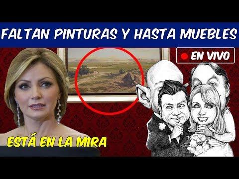 GAVIOTA UÑA LARGA, ¡siguen las investigaciones por desfalco de Arte a Los Pinos!