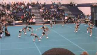 Cheer Extreme All-Stars Sanford Youth Level 1 Showcase 2009