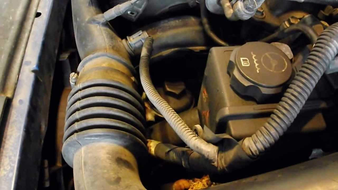 DIY - change your chevy cavalier oil. - YouTube
