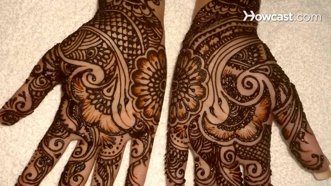 Henna vs. Mehndi