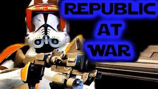 Zagrajmy w Star Wars Republic at War cz. 17 To się misiało stać :c