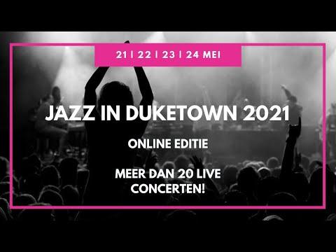 LIVE | Ben van den Dungen Quartet @ Jazz in Duketown 2021