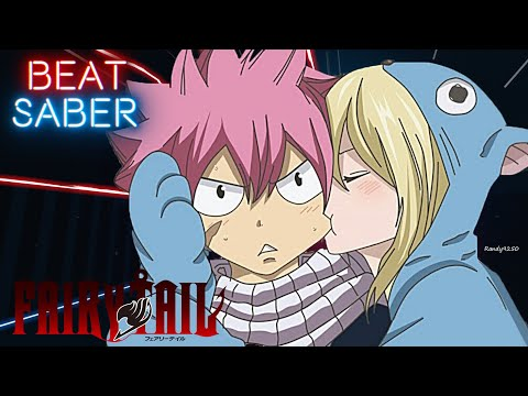 Fairy Tail – Opening Theme 15 – Masayume Chasing - Full Song| Beat Saber [Expert+][S Rank]
