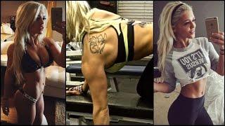 Competition Bikini, Nikki B Shirts, and Back Attack!! (NPC Prep: Vlog 15)