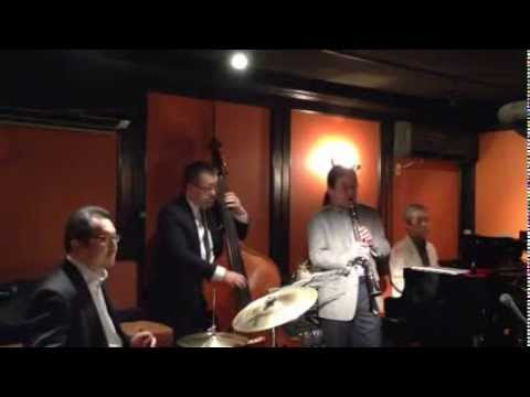 J's session Jazz & Bar em's in Ginza (Time on my hands)