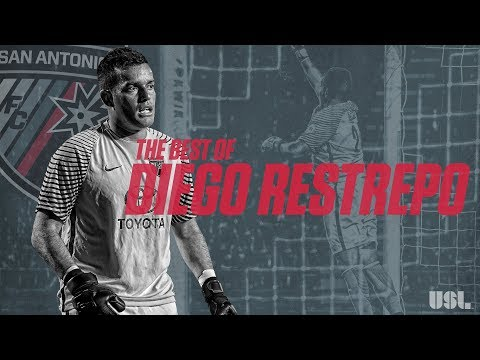 Best of Diego Restrepo 2017, San Antonio FC