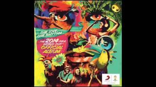 shakira la la la brazil 2014 spanglish version ft carlinhos brown