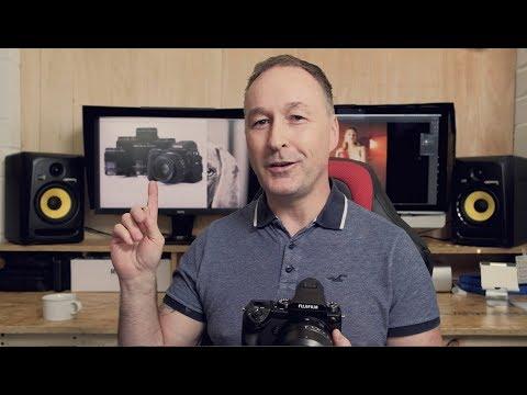 Episode 3 - '30 Second Top Tip'   Fujifilm GFX 5OS Exp/Comp Options