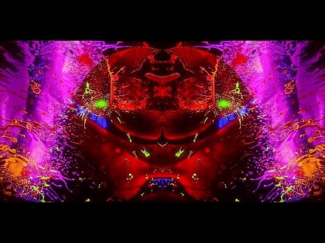 David Franz - For My Own Health (Mad Alchemy Visualizer)