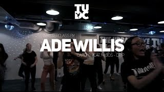 Masterclass Ade Willis at The Urban Dance Center - Cardi B