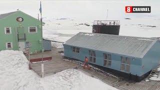 Новини від 26 03 2019 В Антарктиду відправилась 24 та українська полярна експедиція