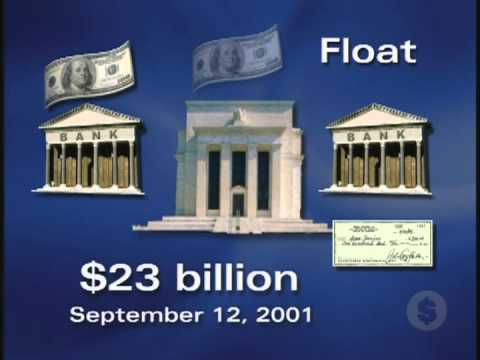 U.S. Government - Department of The Treasury - Reserve Bank - Open And Operating After 9/11 - 2007