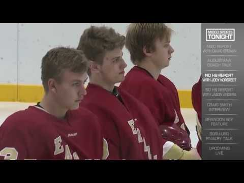 North Dakota High School Report 1/24/18