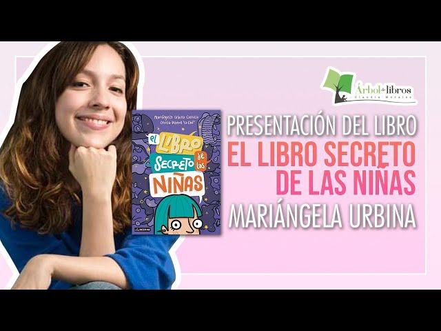 Mariángela Urbina presenta